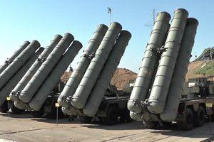 Nga sẽ cung cấp hệ thống tên lửa S-400 cho Iran?