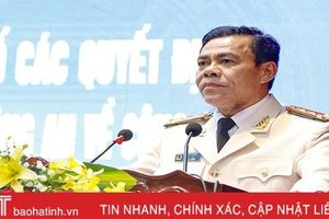 Lấy ý kiến nhân dân Hà Tĩnh về tặng Huân chương Bảo vệ Tổ quốc hạng ba