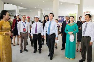 Quảng Ngãi khánh thành 'thành phố giáo dục' đầu tiên