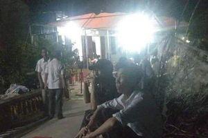 Nam Định: Xót xa cảnh 3 cháu bé cùng bị đuối nước ở nhà ông nội