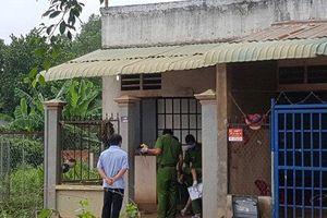 Điều tra thảm kịch gia đình ở Bình Phước: Vợ nằm chết trên sàn nhà, con trai không rõ tung tích