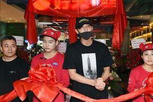 Hoàng Tử Thao mở nhà hàng ở Bắc Kinh: Phải ở năm 26 tuổi này hiện thực hóa thật nhiều mơ ước