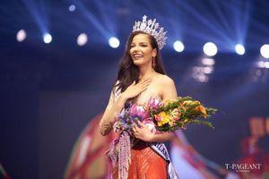 Nhận xét của H'Hen Niê về người đẹp từng 5 lần intop trước khi đăng quang Miss Universe Thailand 2019