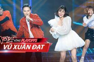 Xuân Đạt cưới Misthy tại The Voice, HLV Thanh Hà khen ngợi: 'Đẹp trai lại còn hát hay, nhảy giỏi!'