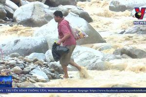 Mưa lũ tiếp tục gây thiệt hại tại Lai Châu