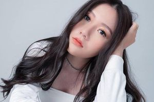 Em gái Trấn Thành ngày càng xinh đẹp, nữ tính