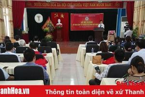 Trường Đại học Văn hóa, Thể thao và Du lịch: 686 học sinh, sinh viên tốt nghiệp hệ chính quy