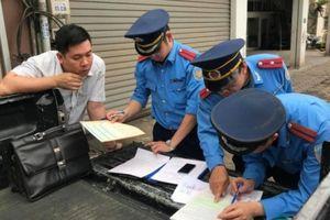 Hà Nội: Gần 10 nghìn vi phạm ATGT, trật tự đô thị bị xử lý