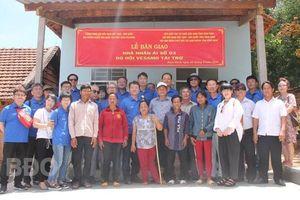 VESAMO khánh thành nhà nhân ái số 3 tại Bình Định