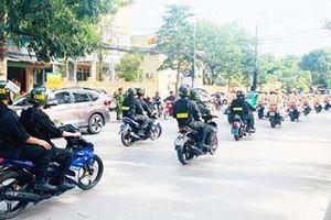 Công an Thanh Hóa mở cao điểm xử lý vi phạm giao thông