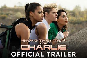 Charlie's Angels đánh dấu màn tái xuất của nhóm Nữ điệp viên nóng bỏng