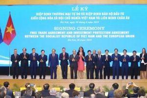 Sau khi ký Hiệp định EVFTA và IPA, Việt Nam và EU phải hoàn tất những phần việc nào
