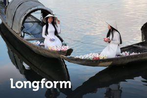 Chuyện chưa kể về những bức ảnh biết nói ở Ninh Bình, Huế, Đà Lạt