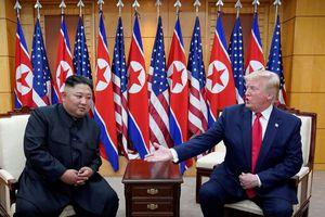 Truyền thông Triều Tiên 'phát cuồng' với cuộc gặp Trump - Kim