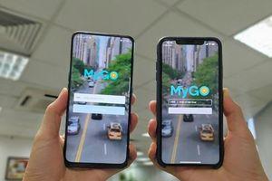 Ứng dụng gọi xe MyGo chính thức tham chiến