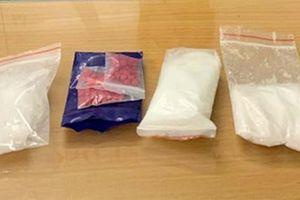 Hải Phòng: Bắt quả tang nữ quái tàng trữ và buôn bán ma túy