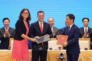 EVFTA nâng tầm hội nhập của Việt Nam