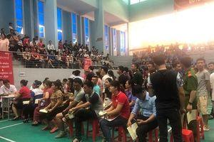 Hành trình Đỏ tại Lạng Sơn: Số lượng máu tiếp nhận cao hơn dự kiến