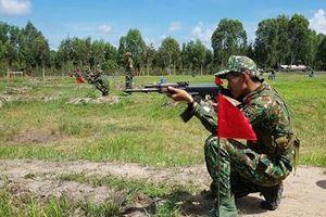 Quân khu 9: Nâng cao chất lượng đội ngũ cán bộ cấp phân đội