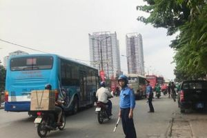 Hà Nội: Tăng cường kiểm tra, xử lý vi phạm về trật tự an toàn giao thông, trật tự đô thị