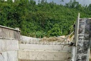 Bắc Kạn: Dự án cầu dân sinh dự án LRAMP bị tố chất lượng công trình không đảm bảo?