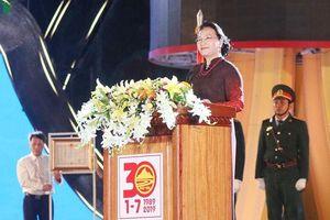Tập đoàn TMS đồng hành tổ chức Lễ kỷ niệm 30 năm ngày tái lập tỉnh Phú Yên