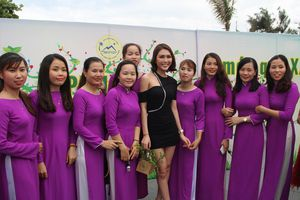 Sắc màu thành phố du lịch trẻ trong lễ kỷ niệm 30 năm tái lập tỉnh Phú Yên