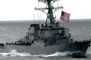 Hải quân Nga giám sát tàu chiến Mỹ tập trận trên Biển Đen