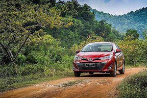 Toyota Vios giảm giá mạnh ngay đầu tháng 7