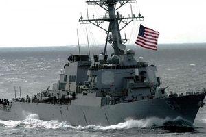 Nga theo dõi 'nhất cử nhất động' của tàu chiến Mỹ trên Biển Đen