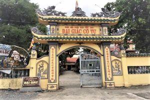 Truyền thuyết về mối tình bi kịch, ngang trái nơi cửa chùa