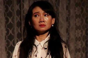 Mỹ Uyên khóc giàn giụa, diễn xuất thần trong kịch 'Tiền là số 1?'
