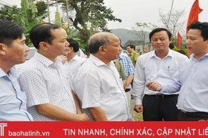 Đảm bảo yêu cầu, lộ trình sắp xếp các đơn vị hành chính cấp xã ở Hà Tĩnh