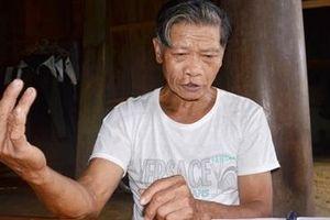 'Mãnh hổ' giữ rừng lim độc nhất ở Trường Sơn