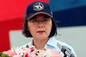 Nhà lãnh đạo Đài Loan Thái Anh Văn sắp 'thăm' Mỹ