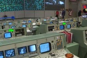 NASA phục dựng phòng điều khiển sứ mệnh Apollo 11