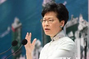 Chính quyền Hong Kong kêu gọi nỗ lực chung nhằm cải thiện kinh tế