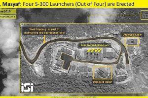 Bằng chứng cho thấy 4 bệ phóng S-300 đã 'lên nòng' ở Syria: Israel hãy cứ cẩn thận?