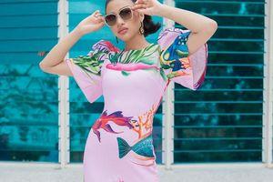 Nguyễn Thị Thành ngày càng xinh đẹp, thần thái ngút trời tại sự kiện