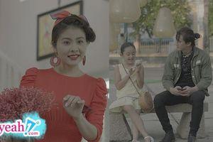Vân Trang hóa 'single mom' được con gái 'tuyển' chồng cho trong phim mới