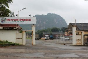 Hòa Bình: Công ty lắp máy Sông Đà nợ hơn 38 tỷ đồng tiền thuế