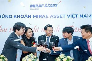 Công ty Chứng khoán Mirae Asset Việt Nam mở chi nhánh thứ hai tại Hà Nội