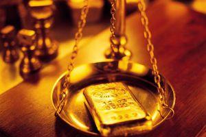 Giá vàng ngày 1/7 giảm dưới mức 1.400 USD/ounce