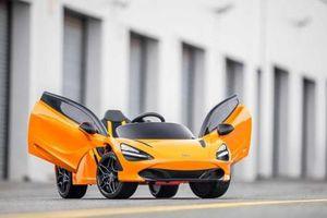 McLaren bất ngờ trình làng siêu phẩm '720S Mini' cho Rich-kids với giá gần 10 triệu VNĐ