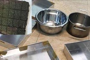 Sản xuất bánh socola chứa cần sa rồi rao bán trên mạng
