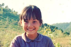 Ngắm loạt ảnh thời thơ ấu cực dễ thương của Bảo Thanh 'Về nhà đi con'