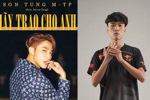 Sơn Tùng M-TP vừa ra mắt 'Hãy Trao Cho Anh', Xuân Bách và Team Flash (Liên Quân Mobile) cùng nhau cày views nhiệt tình
