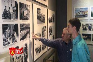 Khai mạc trưng bày 'Nhật ký Hòa Bình' - Những câu chuyện từ quá khứ