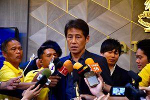 Mục tiêu của tân HLV Akira Nishino ở đội tuyển Thái Lan