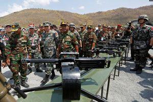 Mỹ lo Trung Quốc xây căn cứ quân sự mới ở Campuchia